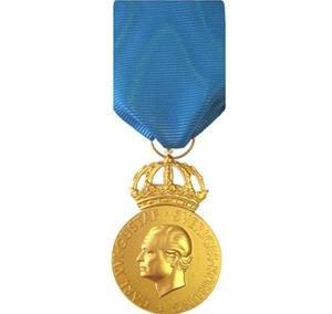 Aukso medalis (Švedija)