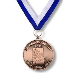 Slidinėjimo maratono medalis