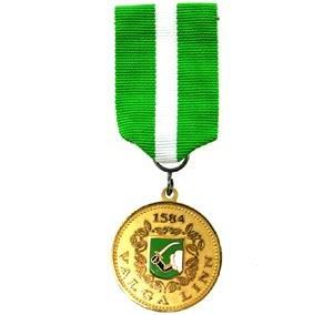 Aukso medalis (Valga)