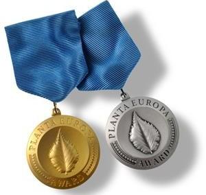 Aukso ir sidabro medaliai