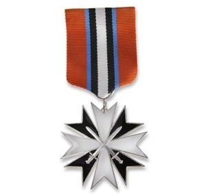 Emaliuotas apdovanojimo kryžius