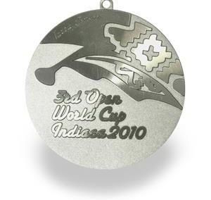 Sidabrinis medalis (Pasaulio taurės)