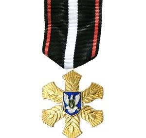 Auksinis apdovanojimo kryžius