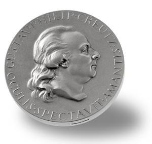 Sidabrinis medalis