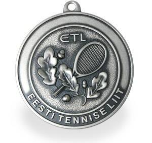 Sidabrinis medalis (Estijos teniso federacija)